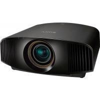 Sony 4K SXRD Projector 1800 Lumens Black