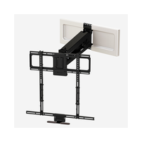 MM540 Enhanced Pull Down TV Mount with Sound Bar Attachment