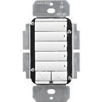 Control4 Keypad Dimmer, 120V (Snow White)