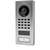 DoorBird IP Video Door Station D1101V Stainless steel V2A, brushed (423866782)