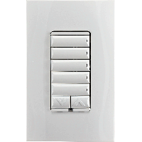 Control4 Decora Wired Keypad (White)
