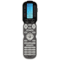 IR/RF Text-based Remote Control (418MHz)