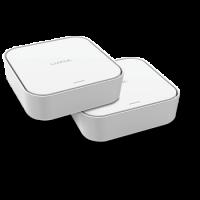 Luxul Epic Mesh Single Node 2PK Router or Node 8 SSIDS per 2 bands  5GHz