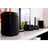 Sonos - One (Gen 2) Smart Speaker with Voice Control built-in - Black