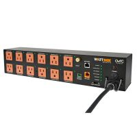 WattBox® IP Power Conditioner with OvrC Home   12 Controlled Outlets